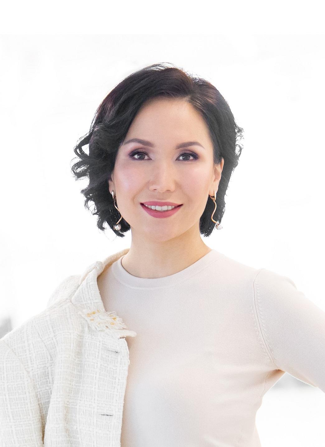 Жанна Кашенова
